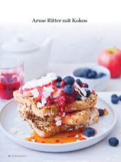 Rezept - Arme Ritter mit Kokos - Healthy Vegan Sonderheft - Vegan Jahrbuch