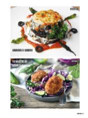 Rezept - Auberginen-Ei-Sandwich & Putenkrusties mit Rotkohlsalat - Bewusst Low Carb Sonderheft: 4 Kilo in 30 Tagen - 01/2020