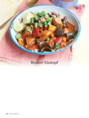 Rezept - Bunter Eintopf - Healthy Vegan Sonderheft - Vegan Jahrbuch