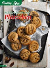 Rezept - Kakao-Haselnuss-Plätzchen - Simply Backen Sonderheft Weihnachtsbacken mit Janet & Jasmin 01/2019