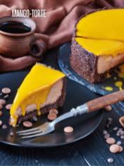 Rezept - Mango-Torte - Bewusst Low Carb Sonderheft – 03/2019