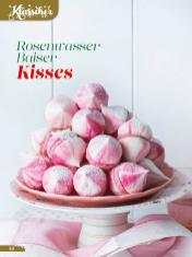 Rezept - Rosenwasser-Baiser-Kisses - Simply Backen Sonderheft Weihnachtsbacken mit Janet & Jasmin 01/2019
