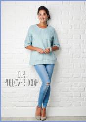 Nähanleitung - Der Pullover Jodie - Simply Nähen 01/2020
