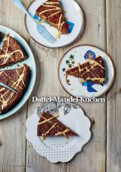 Rezept - Dattel-Mandel-Kuchen - Vegan Food & Living – 01/2020