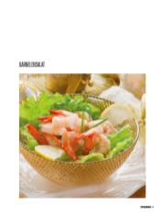 Rezept - Garnelensalat - Bewusst Low Carb – 01/2020