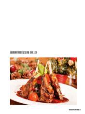 Rezept - Lamm-Rippchen (slow grilled) - Bewusst Low Carb – 01/2020