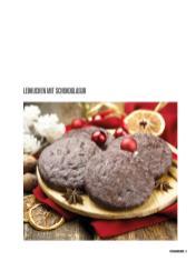 Rezept - Lebkuchen mit Schokoglasur - Bewusst Low Carb – 01/2020