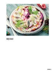 Rezept - Matjessalat - Bewusst Low Carb – 01/2020