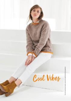Strickanleitung - Cool Vibes - Simply Stricken 01/2020
