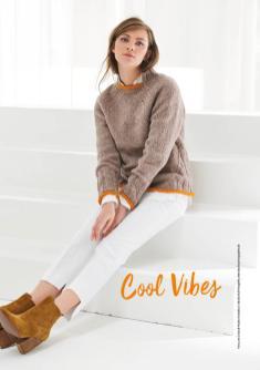 Strickanleitung - Cool Vibes - Simply Stricken 01/2020