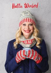 Strickanleitung - Hallo Winter - Simply Stricken 01/2020