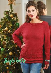 Strickanleitung - Jingle bells - Simply Stricken 01/2020