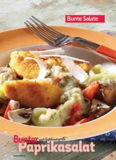 Rezept - Bunter Paprikasalat mit Apfelvinaigrette - Simply Kochen Sonderheft Best of Salate