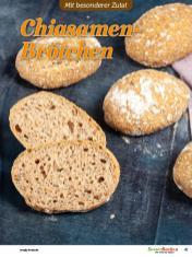 Rezept - Chiasamen-Brötchen - Besser Backen mit Tommy Weinz – Brötchen