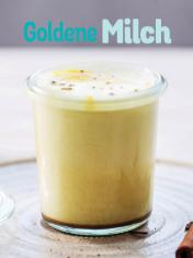 Rezept - Goldene Milch - Simply Kochen Diät-Rezepte für die ganze Familie
