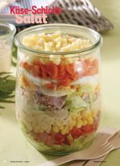Rezept - Käse-Schicht-Salat - Simply Kochen Sonderheft Best of Salate