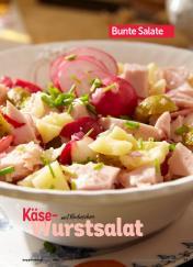 Rezept - Käse-Wurstsalat mit Radieschen - Simply Kochen Sonderheft Best of Salate