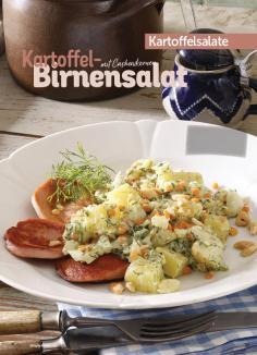Rezept - Kartoffel-Birnensalat mit Cashewkernen - Simply Kochen Sonderheft Best of Salate