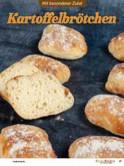 Rezept - Kartoffelbrötchen - Besser Backen mit Tommy Weinz – Brötchen