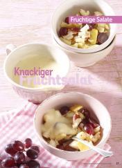 Rezept - Knackiger Fruchtsalat - Simply Kochen Sonderheft Best of Salate