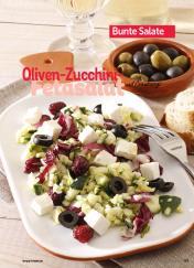 Rezept - Oliven-Zucchini-Fetasalat mit Cranberrys - Simply Kochen Sonderheft Best of Salate