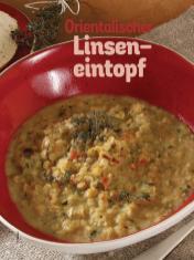 Rezept - Orientalischer Linseneintopf - Simply Kochen Diät-Rezepte für die ganze Familie