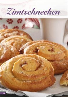 Rezept - Zimtschnecken - Simply Backen Sonderheft Kuchen – 01/2020