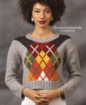 Strickanleitung - Geometriestunde - Parallelogramm - Designer Knitting - 01/2020