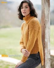 Strickanleitung - Miss Sunshine - Fantastische Strickideen Sonderheft 01/2020