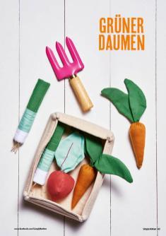 Nähanleitung - Grüner Daumen - Simply Nähen 02/2020