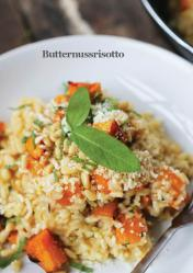 Rezept - Butternussrisotto - Vegan Food & Living – 02/2020