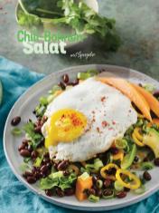 Rezept - Chili-Bohnen-Salat mit Spiegelei - Simply Kochen Sonderheft Low Carb