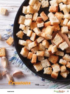 Rezept - Croutons - Brote Backen mit Tommy Weinz 02/2020