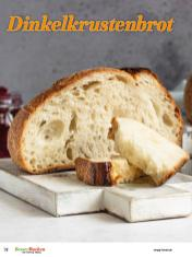Rezept - Dinkelkrustenbrot - Brote Backen mit Tommy Weinz 02/2020
