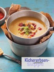 Rezept - Kichererbsensuppe mit Erdnüssen - Simply Kochen Sonderheft Low Carb