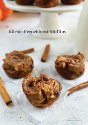 Rezept - Kürbis-Frenchtoast-Muffins - Vegan Food & Living – 02/2020