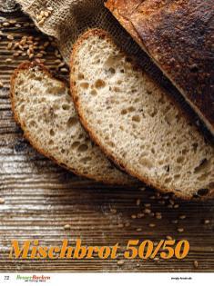Rezept - Mischbrot 50/50 - Brote Backen mit Tommy Weinz 02/2020