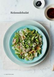 Rezept - Reisnudelsalat - Vegan Food & Living – 02/2020