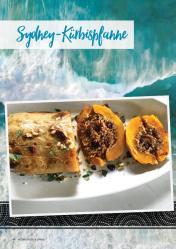 Rezept - Sydney-Kürbispfanne - Vegan Food & Living – 02/2020