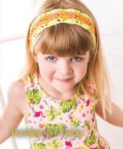 Häkelanleitung - Haarband für Kinder - Mini Häkeln Vol. 13 Accessoires