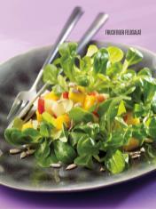 Rezept - Fruchtiger Feldsalat - Bewusst Low Carb Sonderheft: Fasten – 02/2020
