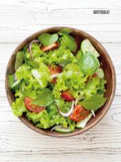 Rezept - Gartensalat - Bewusst Low Carb Sonderheft: Fasten – 02/2020