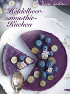 Rezept - Heidelbeer-Smoothie-Kuchen - Simply Backen Kuchen & Kleingebäck – 01/2020