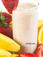 Rezept - Kefir-Frucht-Shake - Bewusst Low Carb Sonderheft: Fasten – 02/2020