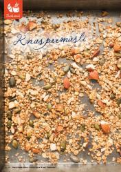 Rezept - Knuspermüsli - Simply Kreativ Extra – Leckere Ideen für den Thermomix® 01/2020