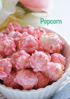 Rezept - Popcorn - Simply Kochen Heißluft-Fritteuse