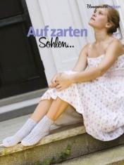 Strickanleitung - Auf zarten Sohlen… - Simply Kreativ Sonderheft Lace für jeden Tag – 01/2020