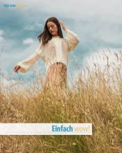 Strickanleitung - Einfach wow! - Fantastische Frühlings-Strickideen 02/2020