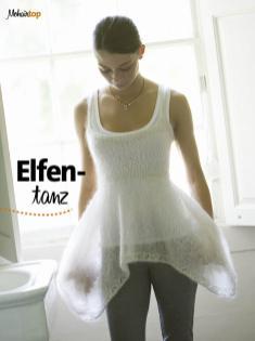 Strickanleitung - Elfentanz - Simply Kreativ Sonderheft Lace für jeden Tag – 01/2020
