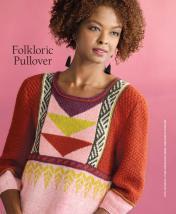 Strickanleitung - Folkloric Pullover - Designer Knitting 02/2020